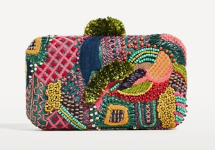 FOTO 7: Bolsito colorido de Zara