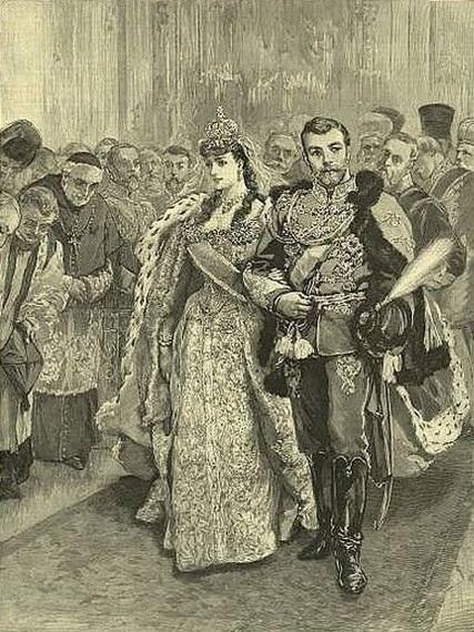 Foto 9: Ilustración de la boda