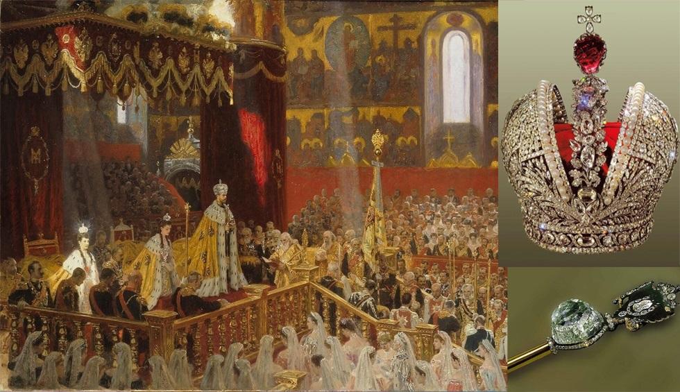 Foto 10: Fastuosa coronación de Nicholas