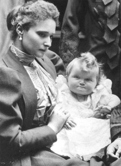 Foto 11. Alix con una Olga