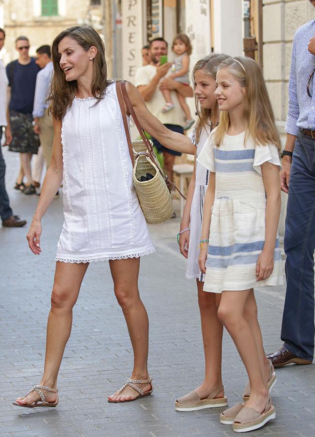 Mini vestido letizia