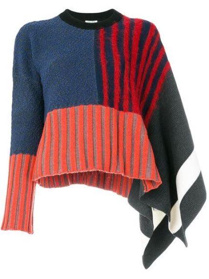 FOTO 14: Suéter con manga capa